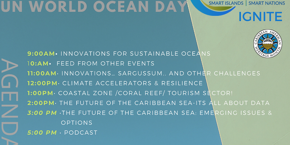 UN World Ocean Day