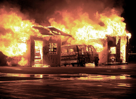 How to Avoid Garage Fires