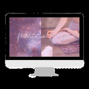 Awaken The Goddess Coaching Meditation Magic Bundle Overwhelm help inner peace calm guided meditations calm meditation Learn to meditate Kerly Saarkoppel