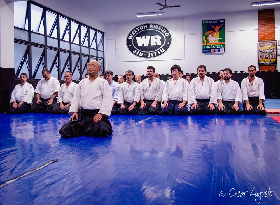 Seminário de Aikido