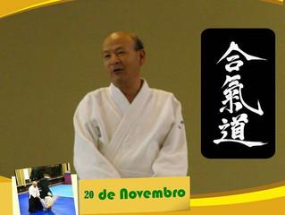 Visita do Shihan Yamada ao Brasil.