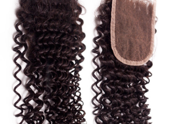 Malaysian Curly 4x4 Lace Closure