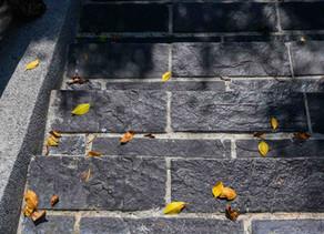 階梯進化論   戶外階梯設計方案