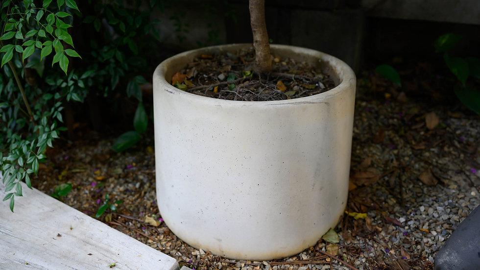 圓形花盆-平整面