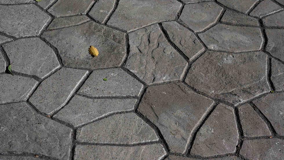 T8高壓磚-亂石面