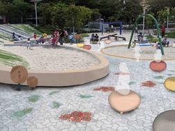 生活提案 | 幼兒園親子遊戲區、體操廣場設計