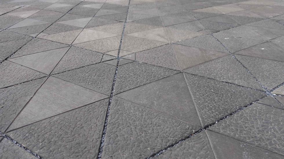 平板磚-三角型