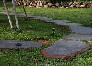 作品//景觀鋪面石材 – 普力岩板