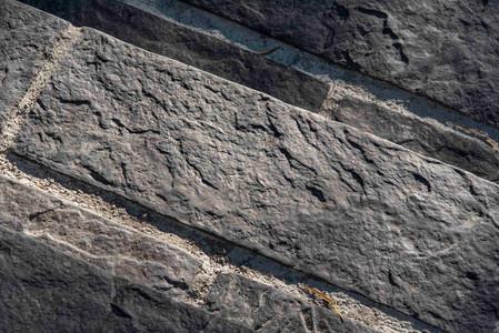 黑岩石板&黑岩石板轉角磚