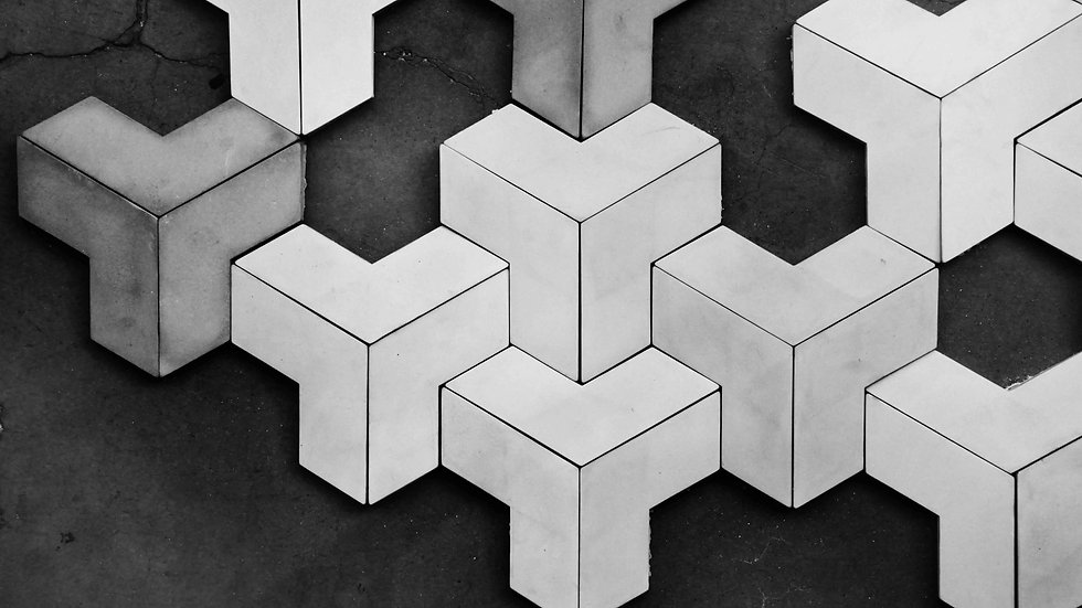 三維 Over-lapping Cube