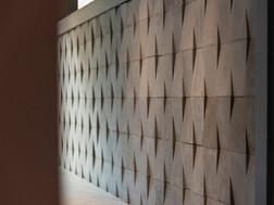 牆面裝飾的藝術 | 水泥壁飾材