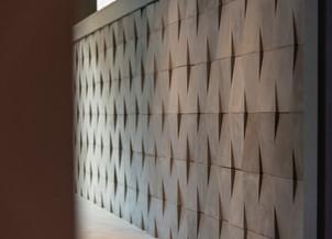 牆面裝飾的藝術   水泥壁飾材