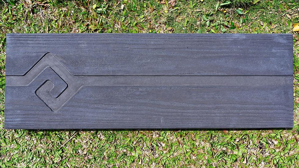 平板磚-木紋面-如意結