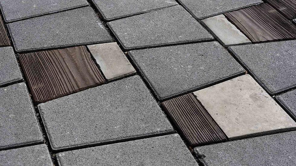 組合磚-木紋