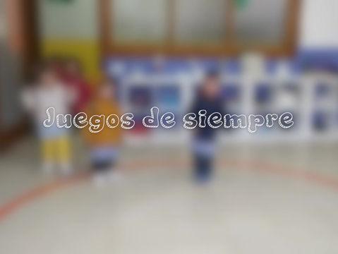 JUEGOS DE SIEMPRE