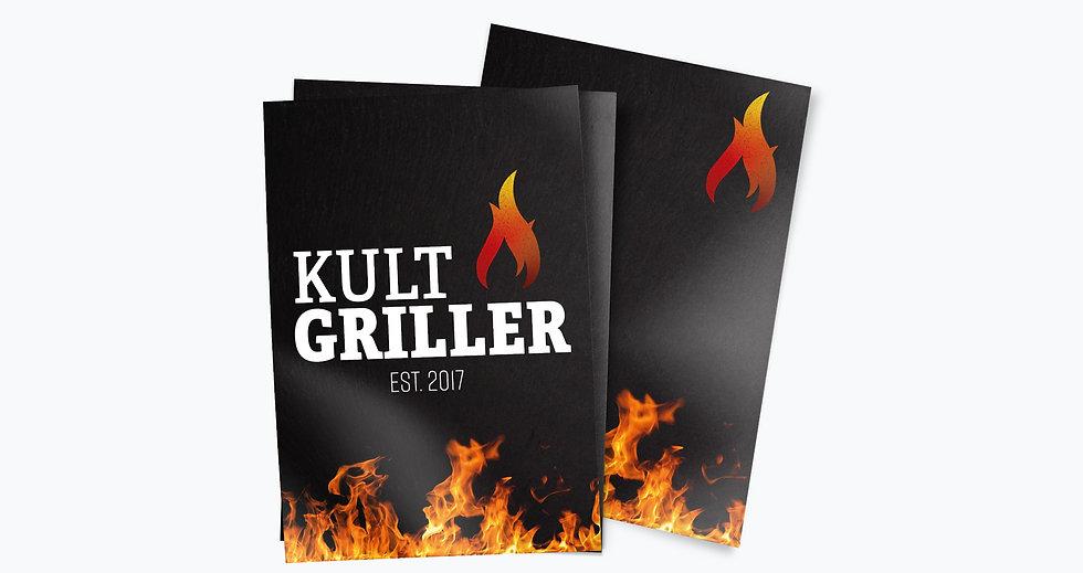 Kult Griler Logo