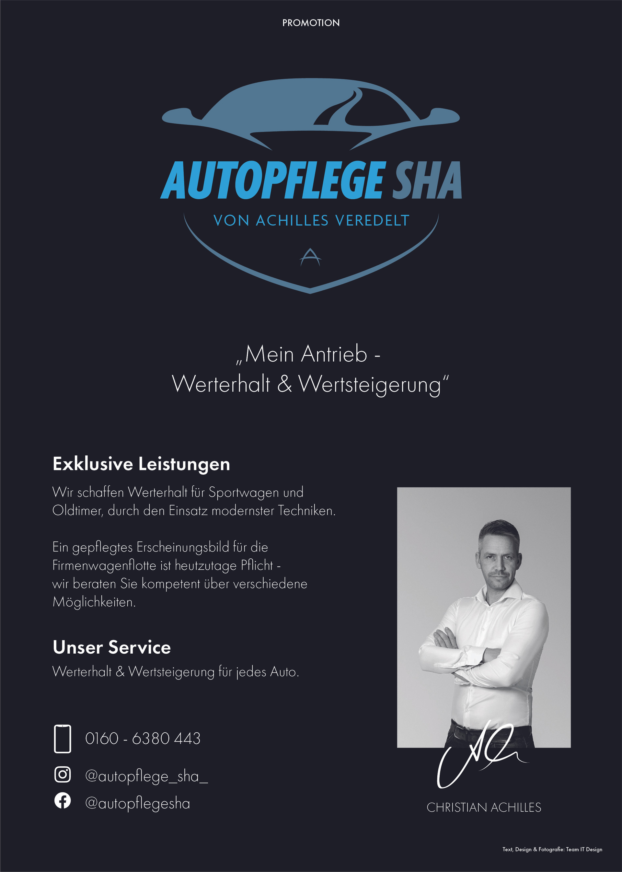 Autopflege SHA