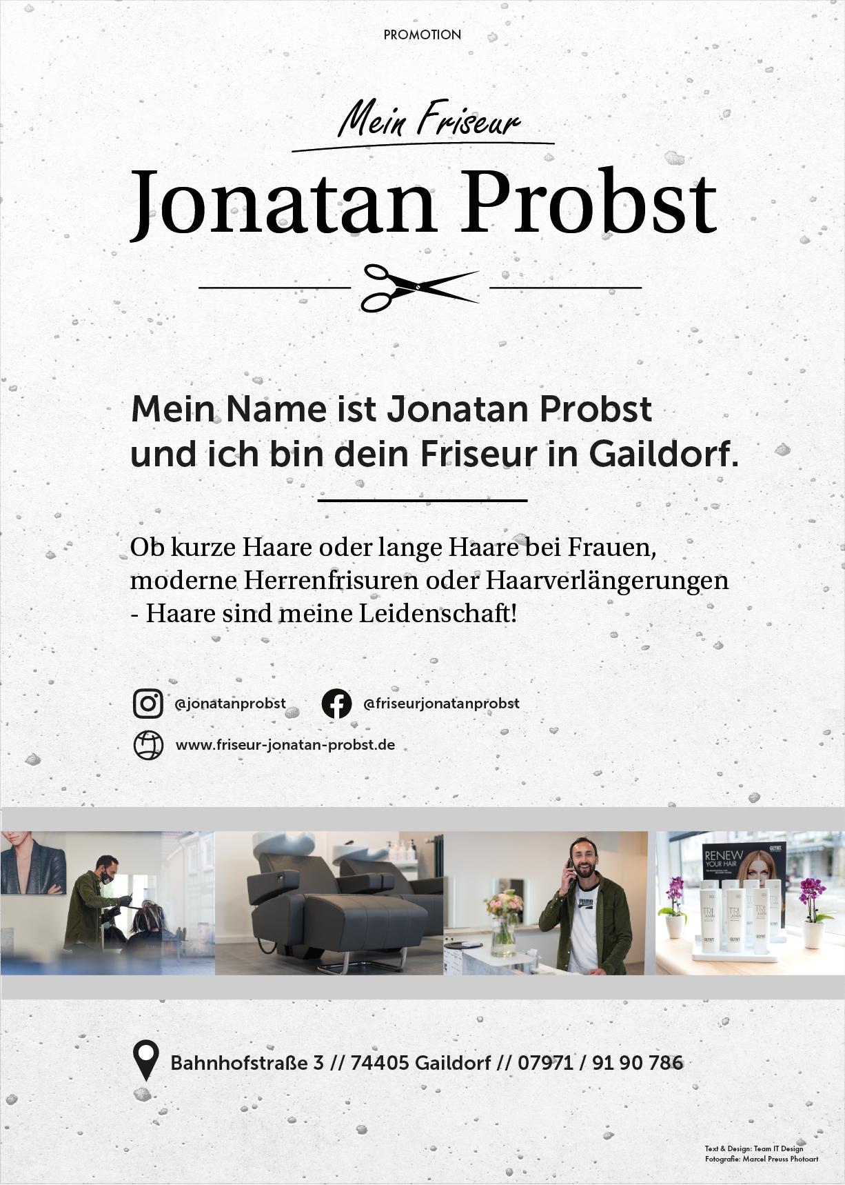 Jonatan Probst