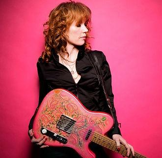 Sue Foley - Andrew MacNaughtan Pink High