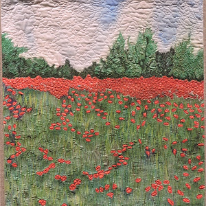 A SENSE OF PLACE: TEXAS LANDSCAPE ART QUILTS