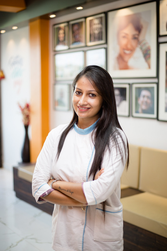 Dr. Anjali Sinha - BDS | The Tooth Doctors Patna