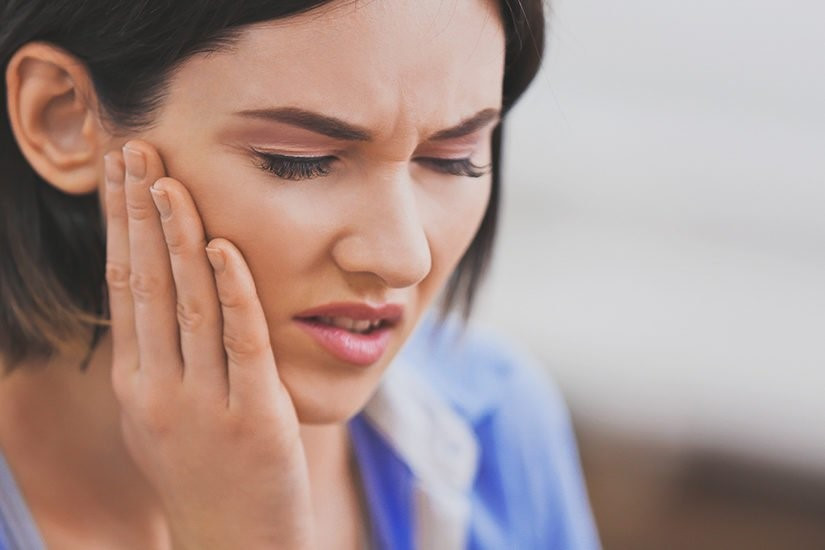 Toothache tooth problem