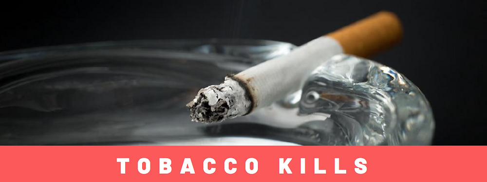 Effect of tobacco on oral health