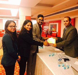 The Tooth Doctors awarded by Indian Dental Association