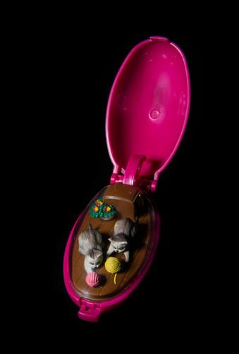 Takara Pocket Critters Keyring, 1990-2000s