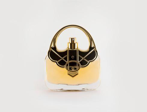 'Purse String' eau de parfum spray from project 'Holloway Hoard' (2019).