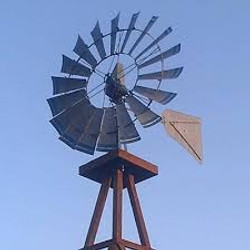 WINDMILL AT HERITAGE PARK