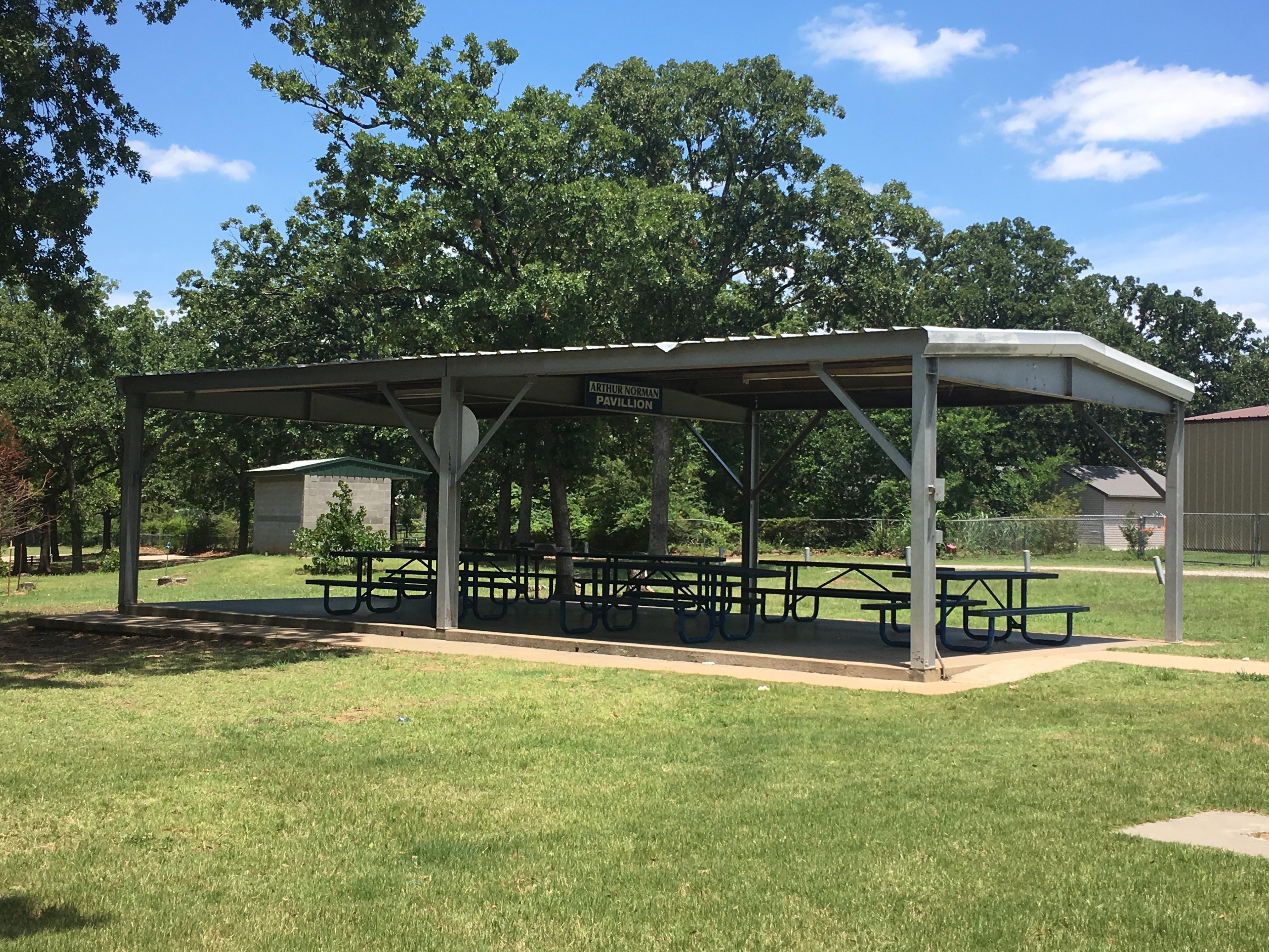 Pavilion @Lions Park