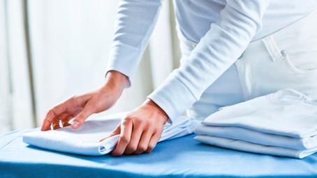 Bed Linen Folding Instructions
