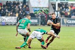 Le Zebre cercano la rivincita a Treviso: Renton debutta nel torneo celtico