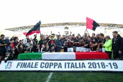 Primo titolo assoluto: il Valorugby Emilia vince la Coppa Italia 2019
