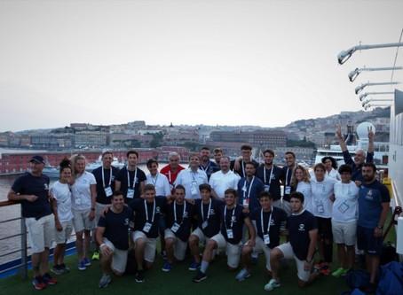 Universiade: gli Azzurri del rugby salutano Napoli