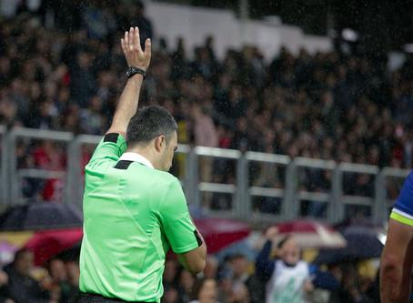 Coppa Italia: gli arbitri delle semifinali di andata