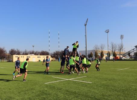 I convocati della Selezione Nazionale U20 in raduno a Biella dal 12 al 15 dicembre