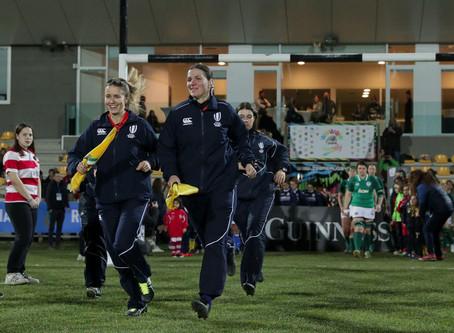 Italia Femminile: gli arbitri dei test match di novembre contro Giappone e Inghilterra