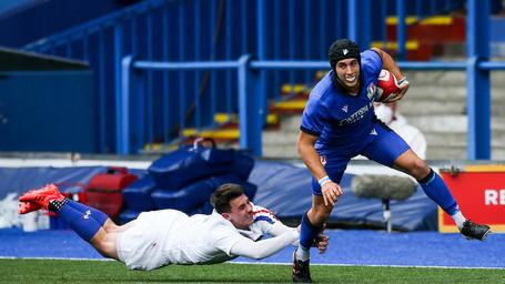 Sei Nazioni U20, a Cardiff gli Azzurrini ad un soffio dalla vittoria: la Francia vince 11-13