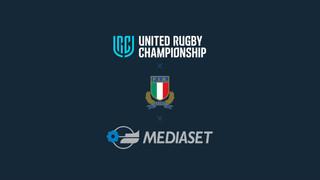 United Rugby Championship, Benetton e Zebre in diretta su Mediaset 20