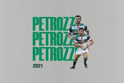Luca Petrozzi é un nuovo giocatore del Benetton Rugby