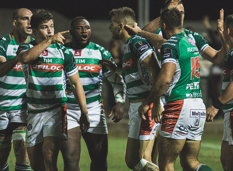 Rugby in tv: il palinsesto ovale del weekend