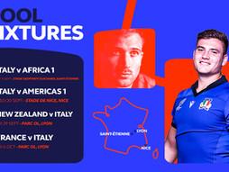 Mondiali Francia 2023, l'Italia riparte da Saint'Etienne