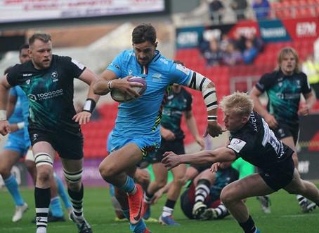 Zebre Rugby: l'Azzurro Mattia Bellini lancia la sfida agli inglesi