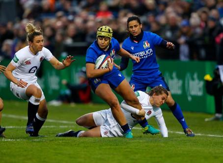 Italia Femminile: a Bedford l'Inghilterra supera 60-3 le Azzurre