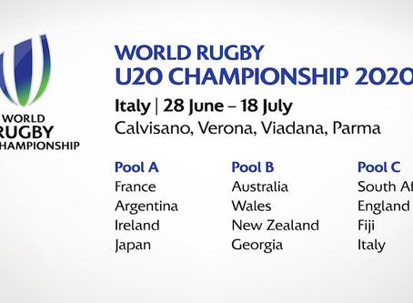 World Rugby U20 Championship, annunciate sedi e calendario: terza edizione in Italia dopo i successi