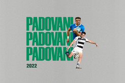 Edoardo Padovani in biancoverde fino al 30 giugno 2022