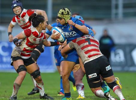 Italdonne, a L'Aquila le Azzurre pareggiano 17-17 con il Giappone