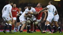 Galles - Inghilterra: la battaglia